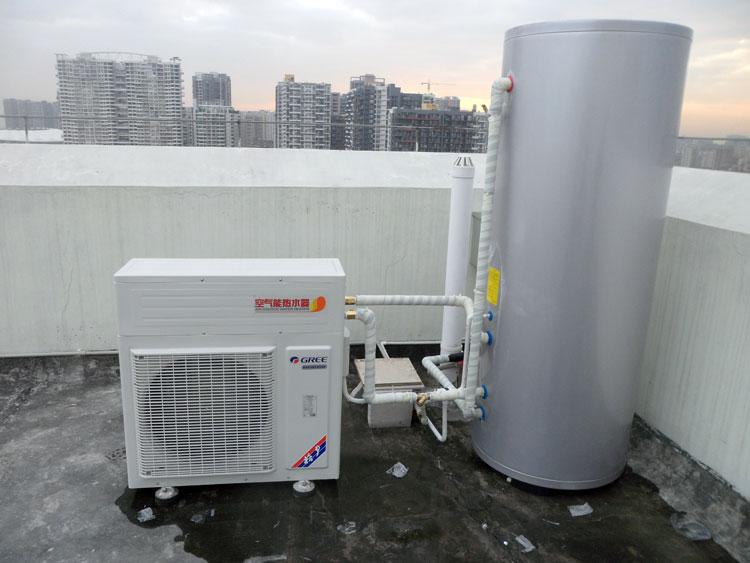 西乡家用500l格力空气能